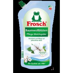 Frosch Baumwollblüten...